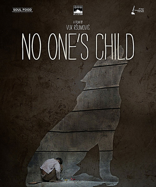 PORTADA NO ONE'S CHILD