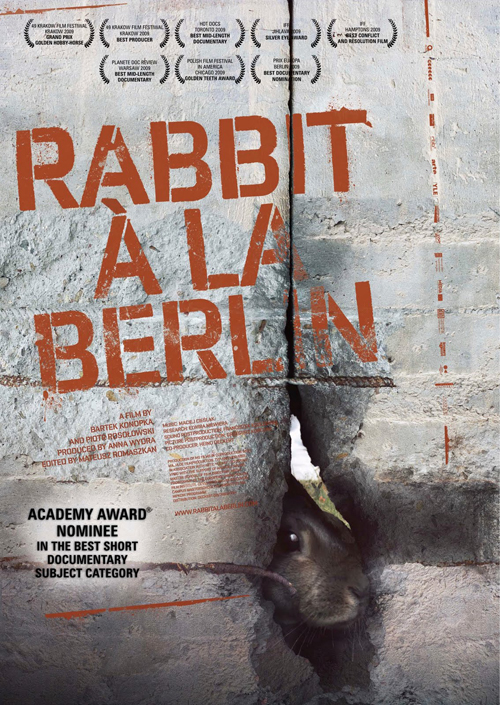 PORTADA RABBIT A LA BERLIN